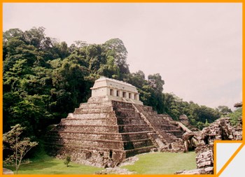 il sito Maya di Palenque